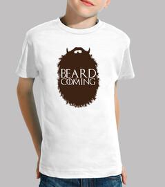 barbe à coming
