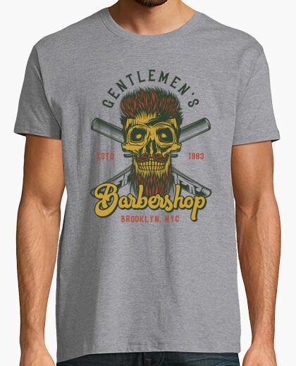Camiseta Barbershop Brooklyn