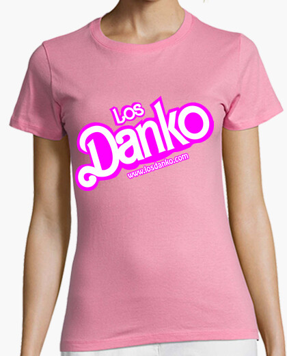 Camiseta Barbie Danko (Pink Edition)