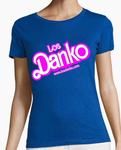 Barbie danko (pink edition) t-shirt