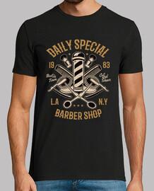 barbier spécial du jour