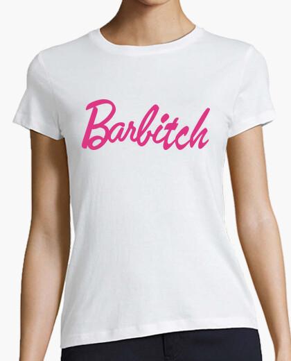 Camiseta Barbitch (Logo Barbie)