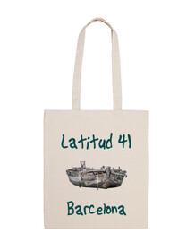 Barca Latitud 41 barcelona