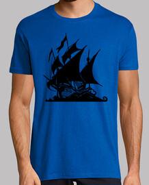 Barco pirata Pirate Bay