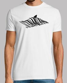 Barcode Shark - Banksy