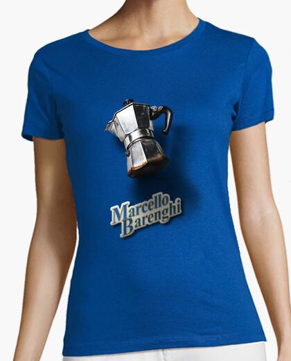 Camiseta barenghi moka olla marcello