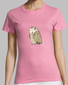 barn owl équipé