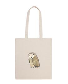 barn owl fourre-tout