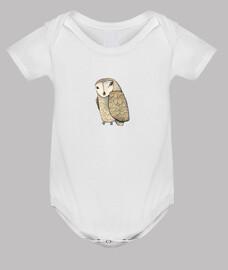 Barn Owl Onesie