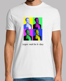 Barney Stinson - Legendary