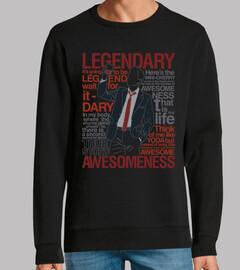 Barney Stinson - Legendary T-Shirt of Aw