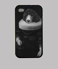 baroque poodle