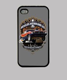 Barracuda Road Burn Muscle car