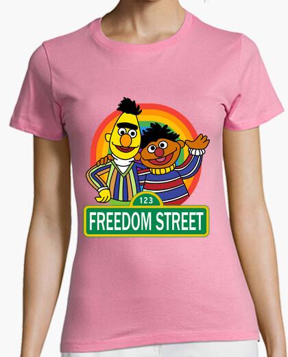 Camiseta Barrio Libertad
