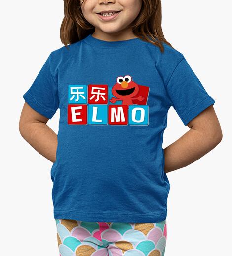 Ropa infantil Barrio Sésamo - Elmo