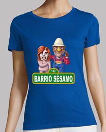 Barrio Sésamo Soraya y Rajoy