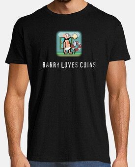 Barry Loves Coins Game