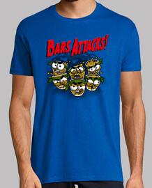 Bars Attacks!