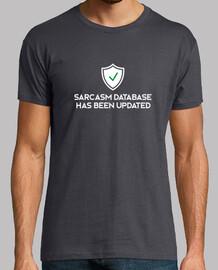 base de données de sarcasme