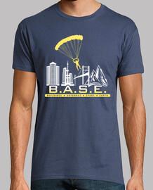 base de saut  tee shirt  mod.2