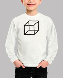 basic cube black nen