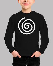 basic spiral white nen