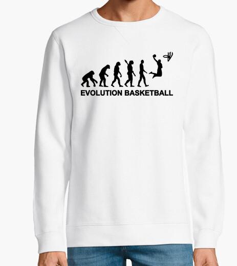 Sweat basket-ball d39évolution