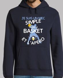 basketball - a simple guy