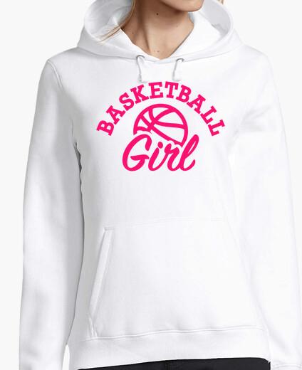 Basketball girl hoody
