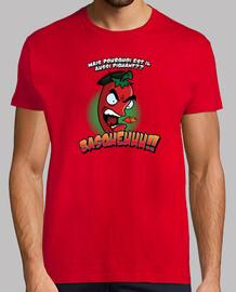 basque chilli tee shirt