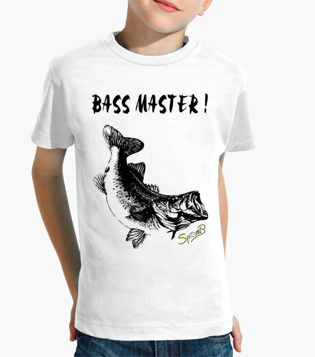 Ropa infantil Bass Master
