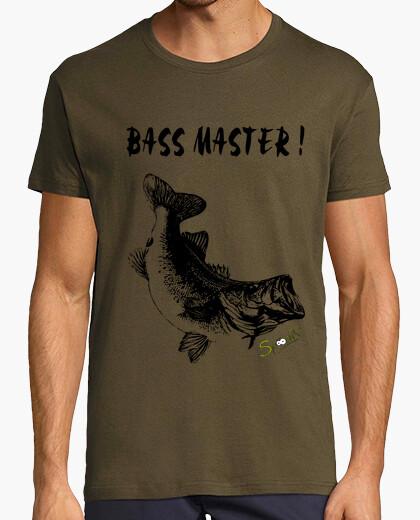 Camiseta Bass Master
