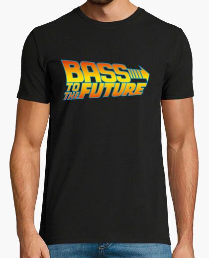 Camiseta Bass to the Future 2