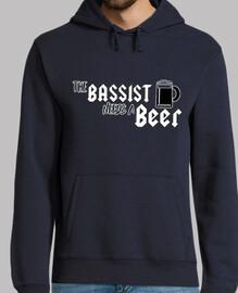 Bassist needs a Beer