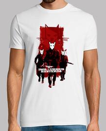 basterds inglourious maus - t-shirt ragazzo