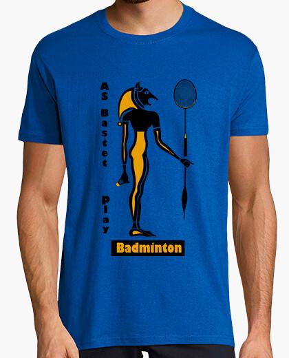 Camiseta bastet badminton