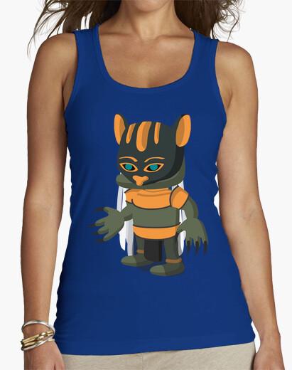 Camiseta Bastet ExM16 chica