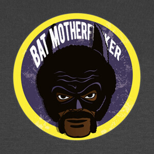 Camisetas Bat Motherfucker