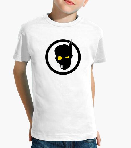Vêtements enfant BAT POP Tee shirt enfant, manche courte, blanc