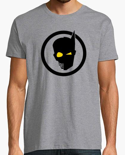 Tee-shirt BAT POP Tee shirt homme, Gris chiné, qualité supérieure
