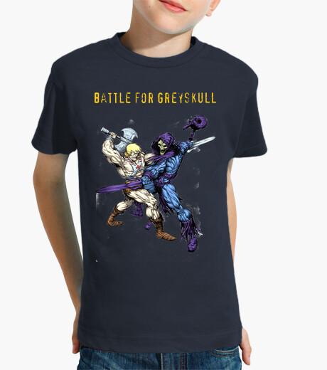 Ropa infantil Batalla por Greyskull!! baby power