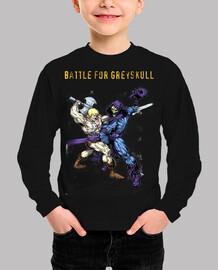 Batalla por Greyskull!! baby power