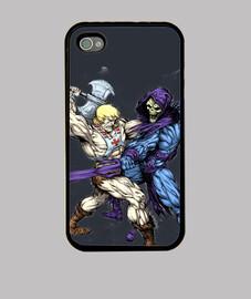 Batalla por Greyskull!! iPhone 4 o iPhone 4S