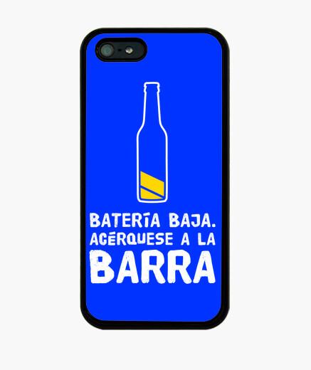 Funda iPhone Batería Cerveza