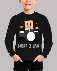 Bateria de Litio Black