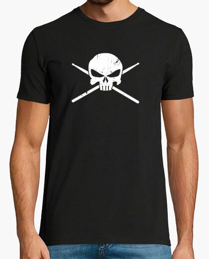 Camiseta Batería Pirata