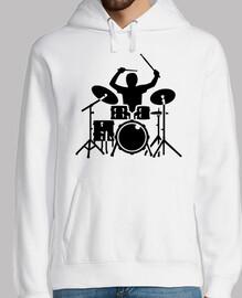 baterista de banda