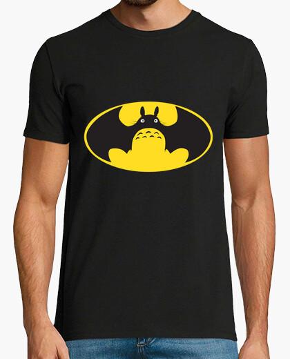 Camiseta Batman Totoro 2