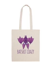 batshit crazy wacky cartoon bat