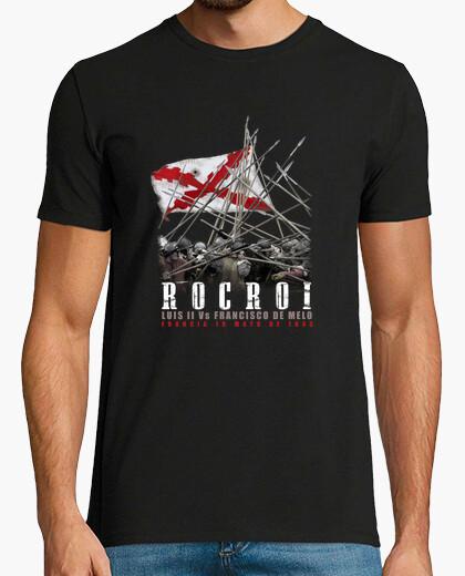 T-shirt battaglia di rocroi